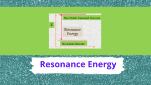 Explanation of Resonance Energy including the calculation of resonance energy